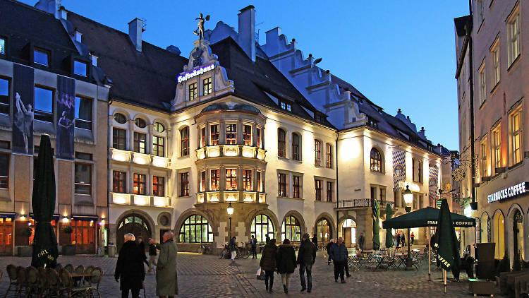 Muenchner Hofbraeuhaus