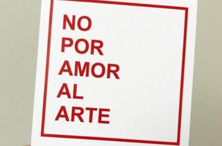 No per amor a l'art