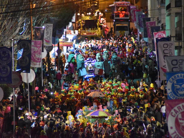 Guia para o Carnaval de Torres Vedras