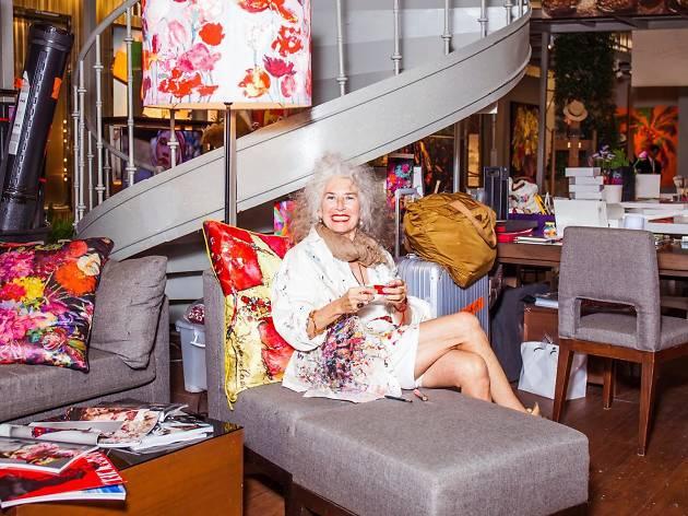 Arianna Caroli: Artist in Residence