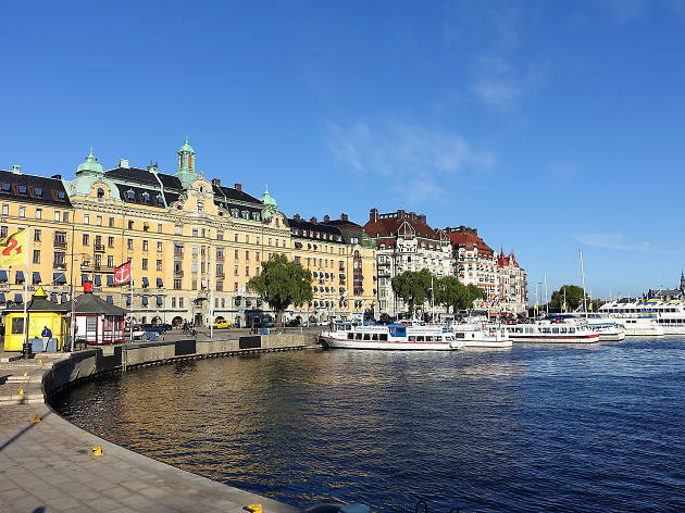The coolest Airbnbs in Stockholm