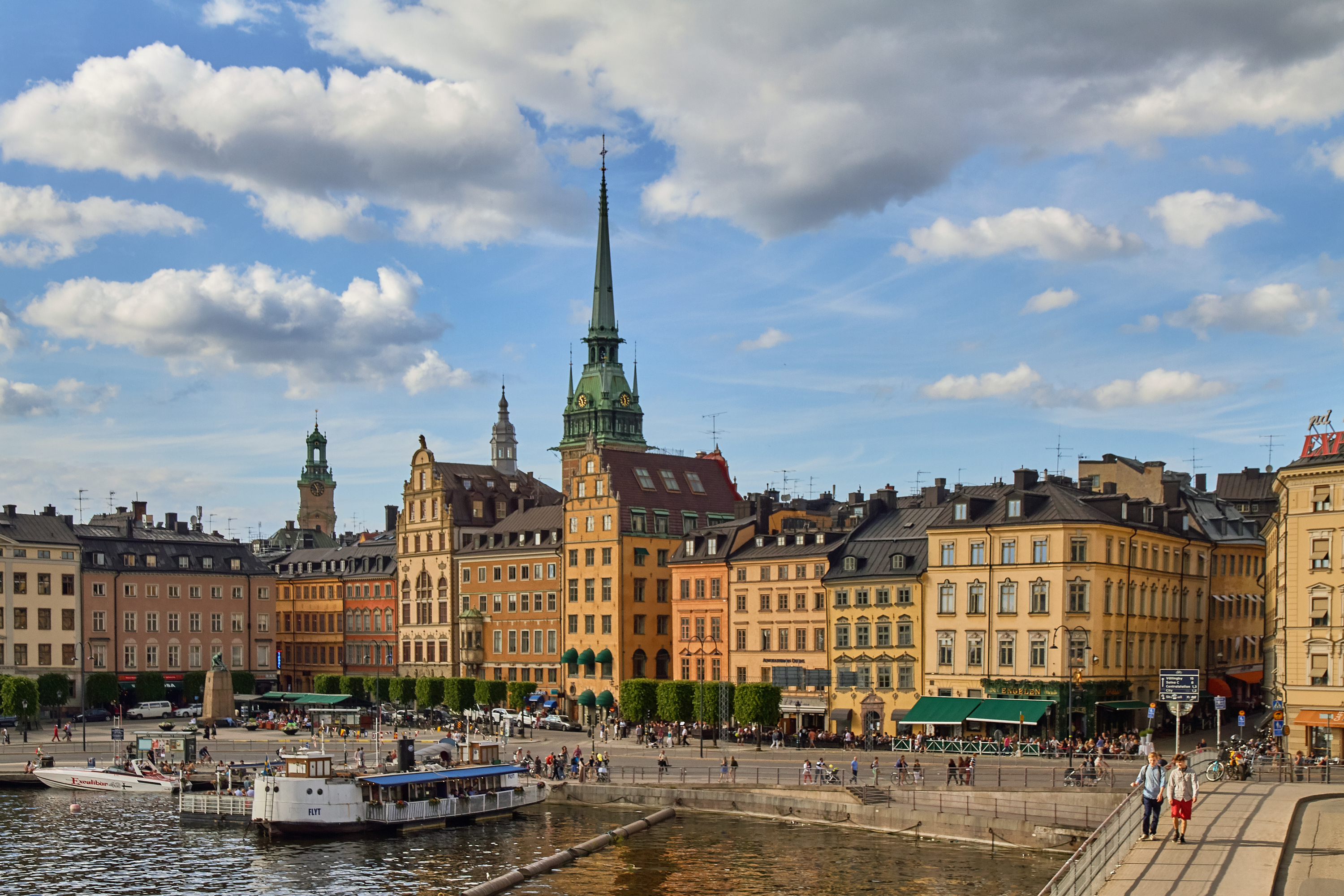 5 Stockholm areas you should stay in