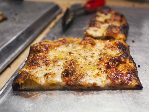 Take a peek inside Nancy Silverton and Matt Molina's new Highland Park pizza shop
