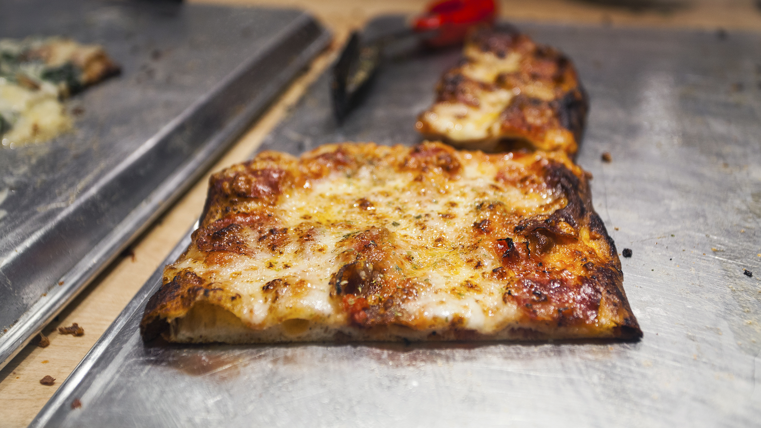 Nancy Silverton and Matt Molina's Triple Beam Pizza in Highland Park