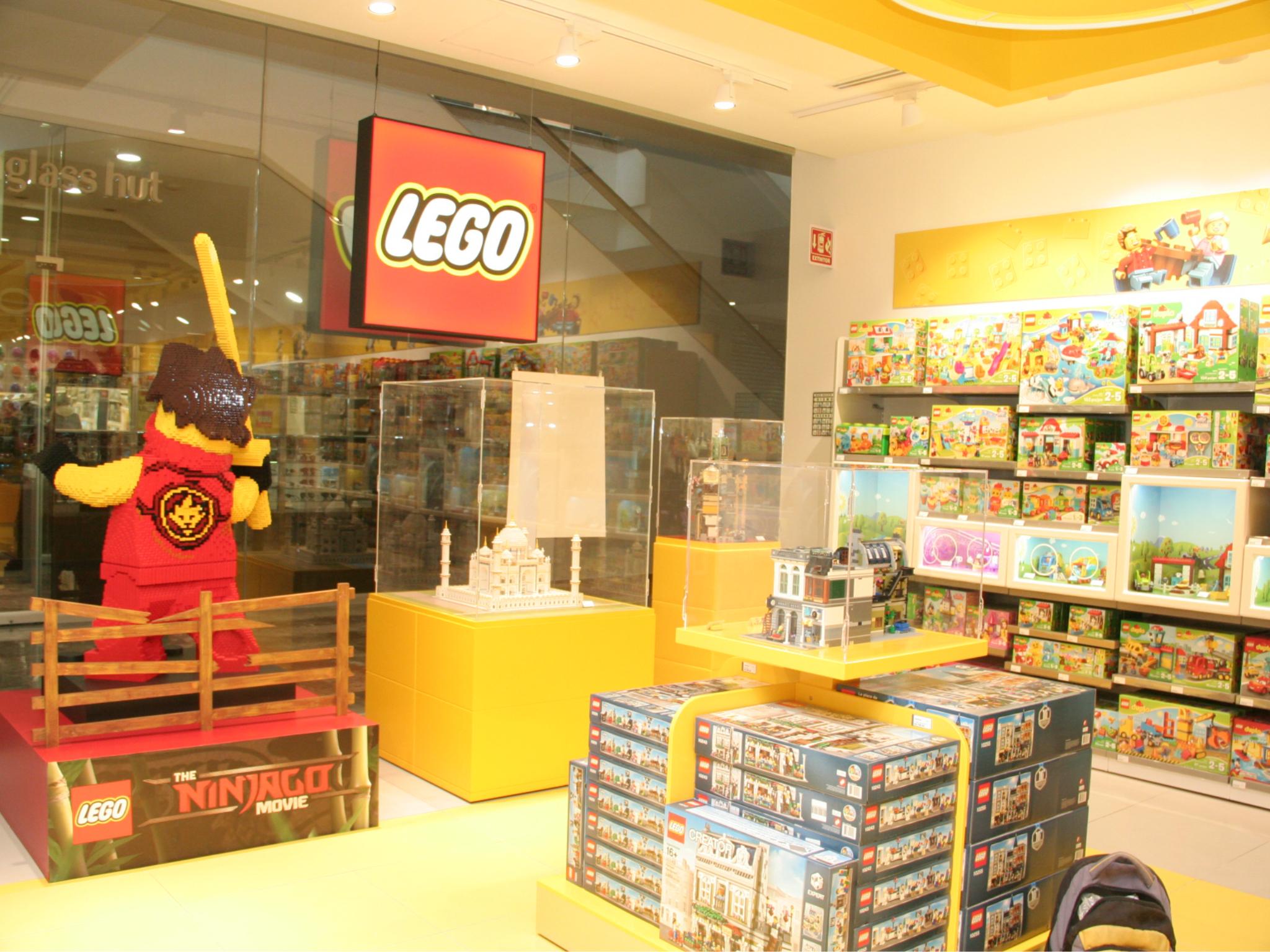 Lego Store México