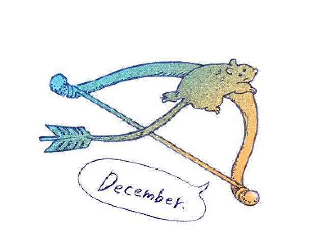 12月生まれ 子月×射手月
