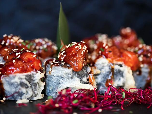 Palamós: Moss Sushi