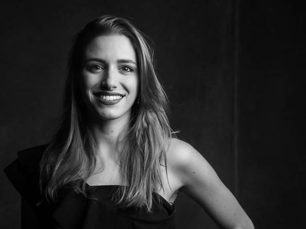 Clara verdier es Cosette en Los Miserables México