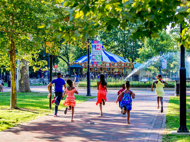 Franklin Square opens for the 2018 season on March 1