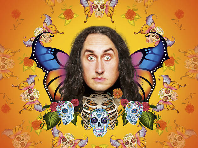Press shot for Ross Noble