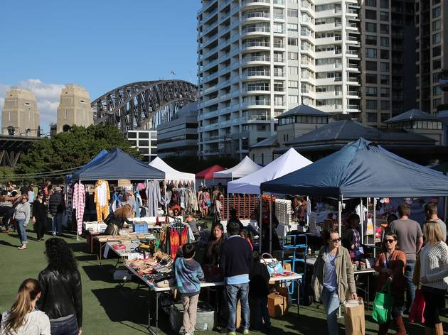 Kirribilli Art and Design Markets