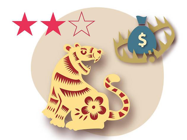 Tiger zodiac 2018