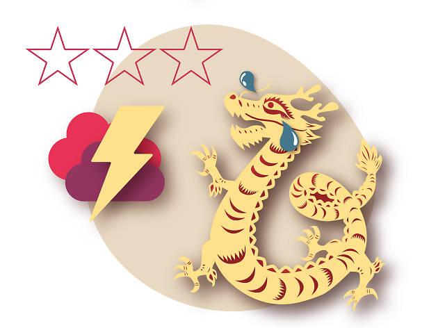 Dragon zodiac 2018