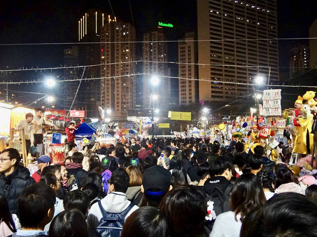 Food and Health Department bans all dry goods stalls at Chinese New Year markets