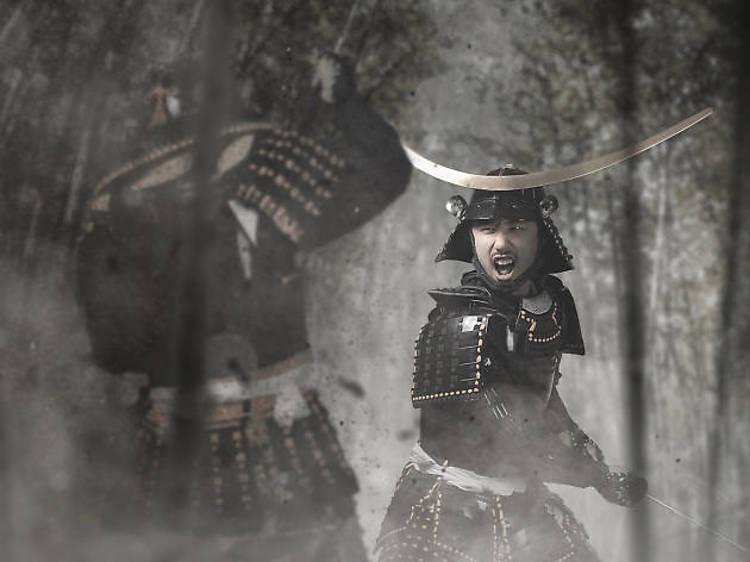 Get a samurai makeover