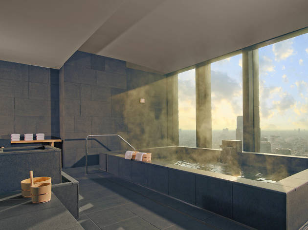 Aman Onsen Baths
