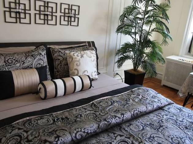 Huge prewar Bronx apartment with super-helpful host
