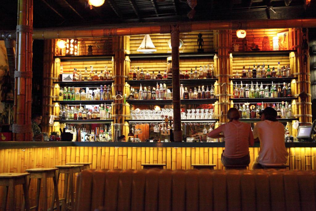 Un bar pour être sûr de pécho