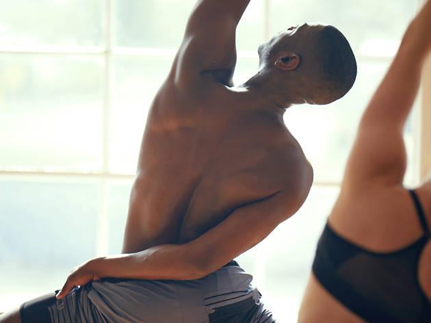Photograph Courtesy Core Power Yoga