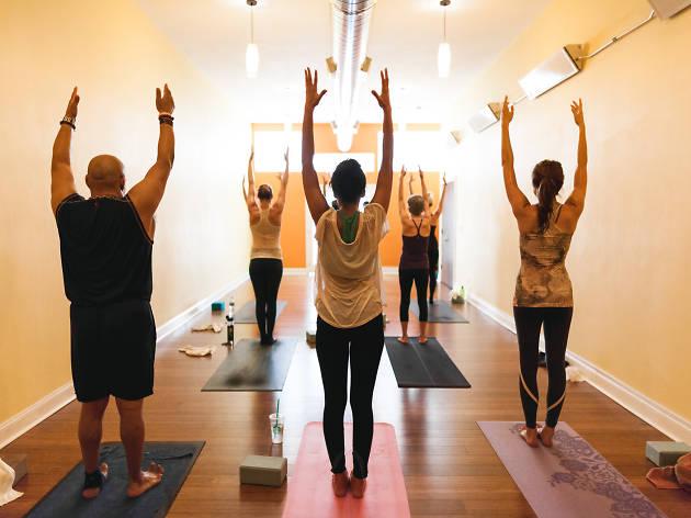 The best yoga studios in Chicago