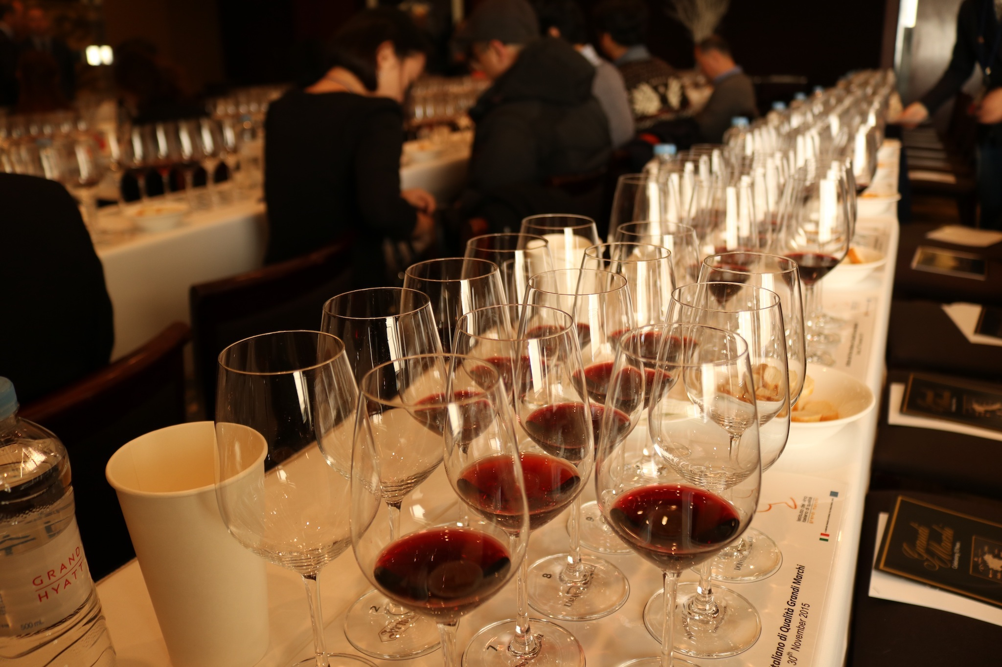 A Day in the Life of a Sommelier at Osteria