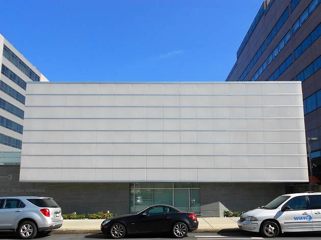 The WHYY building in Philadelphia is home to a variety of media organizations but also works as an event space