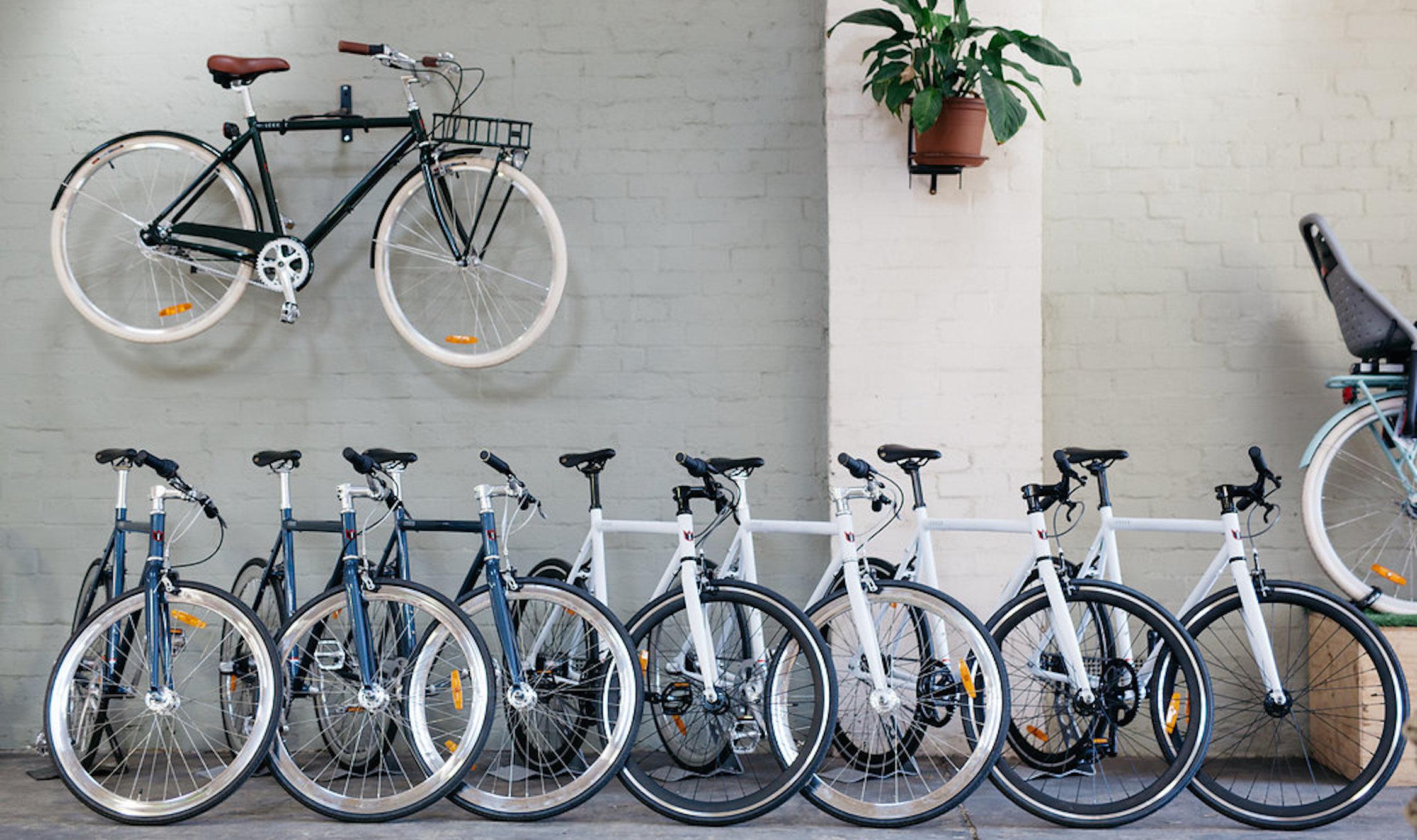 Lekker Bikes Garage Sale
