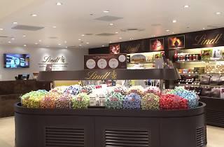 リンツ ショコラ ブティック 東京ドームシティ ラクーア店