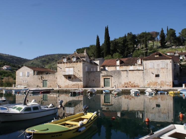 Stay in the authentic Castle Gligo