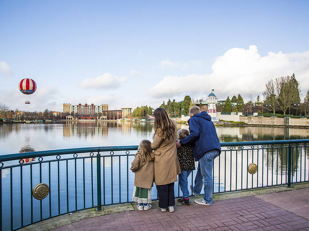 How to enjoy Disneyland Paris in style: one family's guide