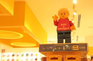 Lego Store Santa Fe (Foto: Ximena Bernús)