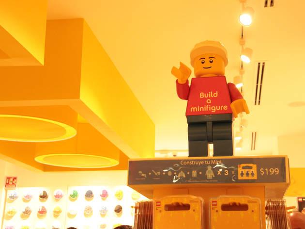 Lego Store Santa Fe