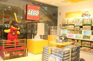 Lego Store Santa Fe (Foto: Cortesía Lego)