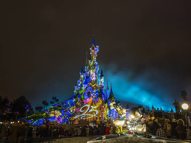 Time Out Disneyland Paris and Mastercard Creative Solutions