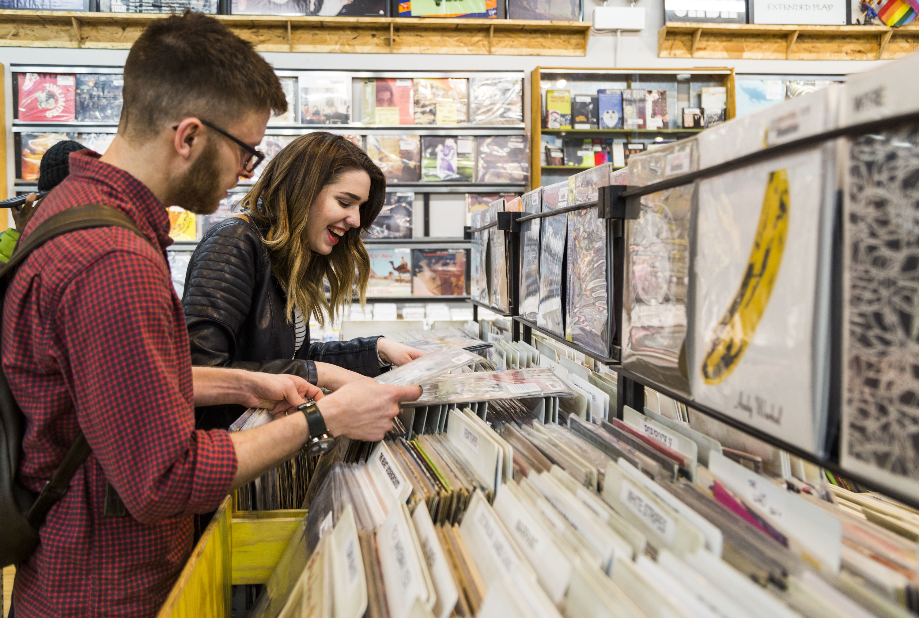 Reckless Records Wicker Park