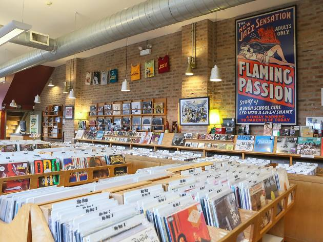 How Chicago record stores are surviving