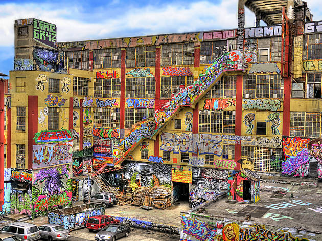 NYC landlord forced to pay graffiti artists $6.7 million for whitewashing 5Pointz murals