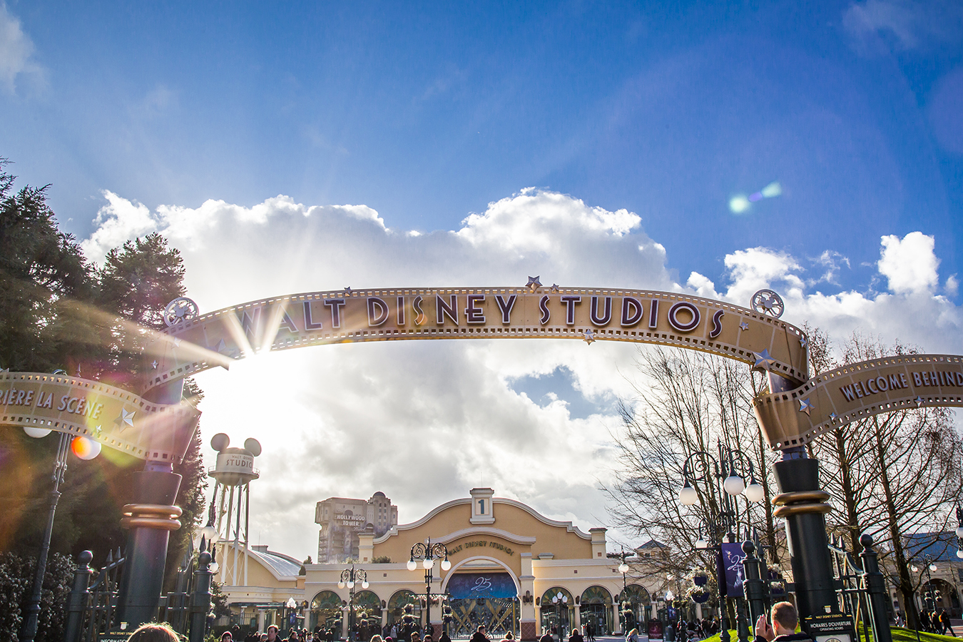 Walt Disney Studios - Time Out Disneyland Paris and Mastercard Creative Solutions
