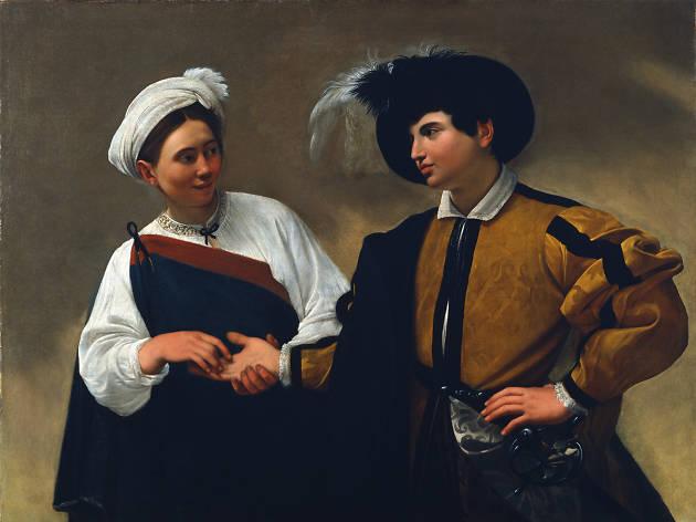 Caravaggio. De Italia a México