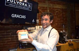 Julián Rivera de Pólvora Café