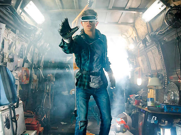 Ready Player One is premiering at SXSW