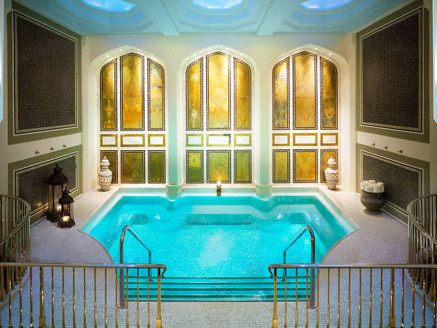 The best hotel spas in Los Angeles