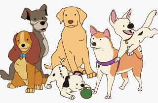 Dog films