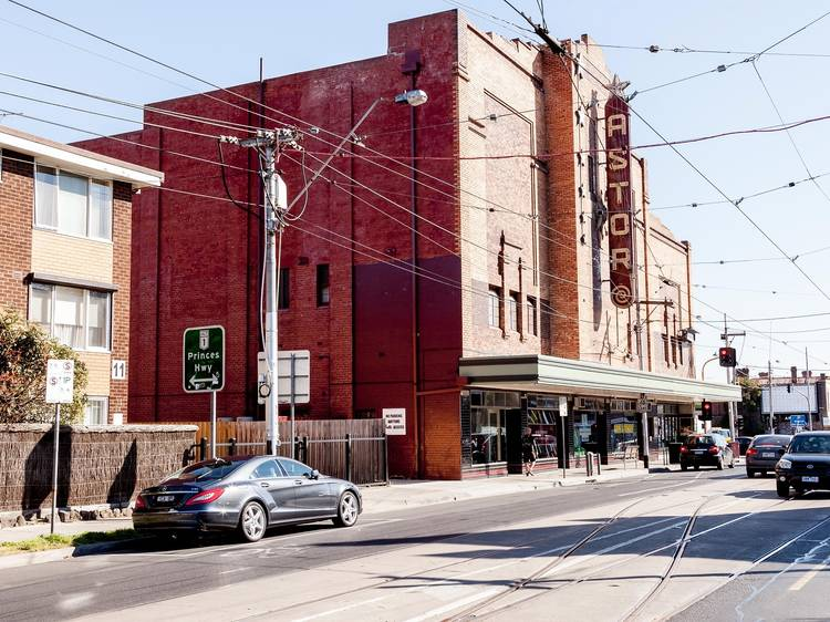 See a classic at the Astor Theatre
