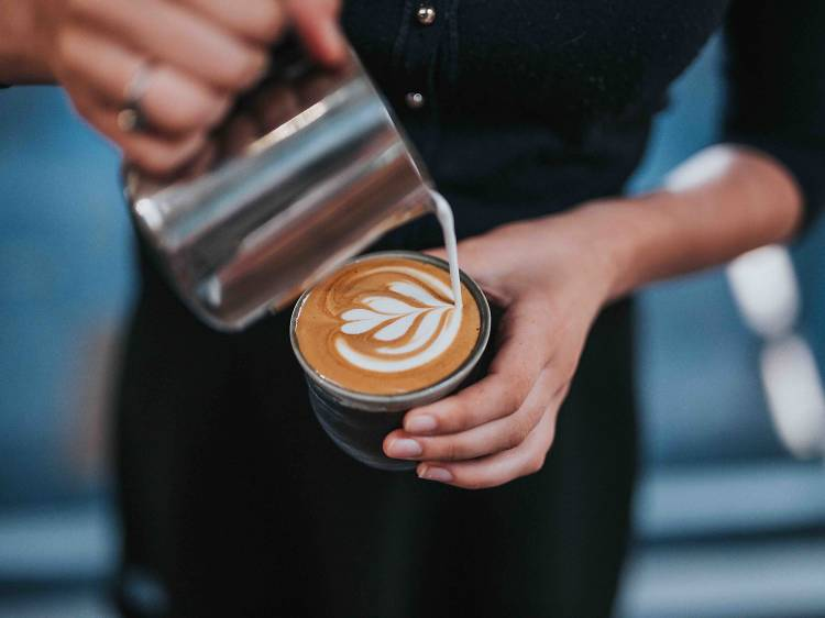 Taste the house blend at Proud Mary's