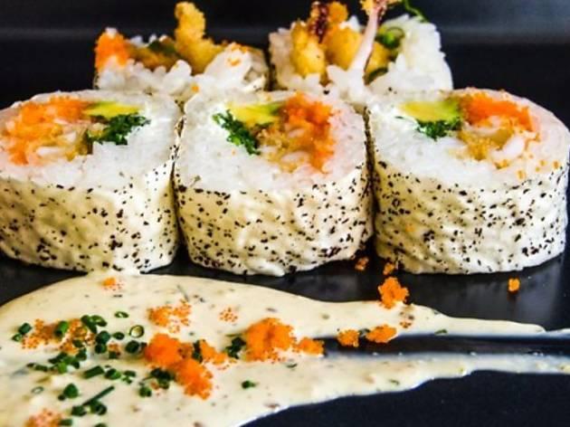 Ikura Sushi Modesto Lafuente