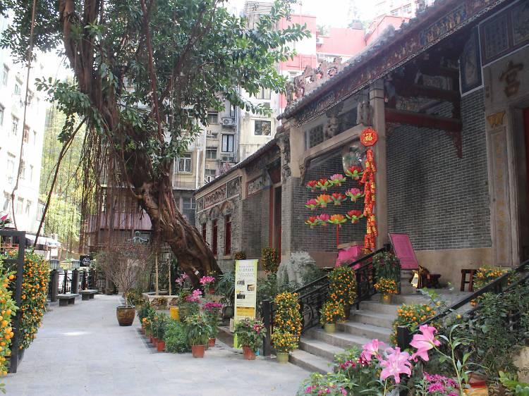 Pak Tai Temple, Wan Chai