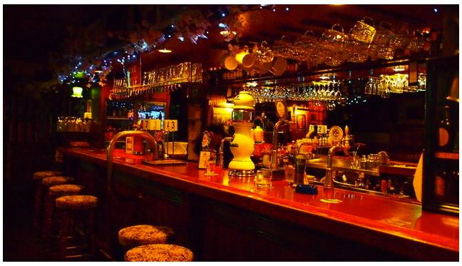 Meguro tavern