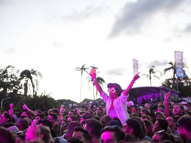 We'd like more music festivals like Laneway please