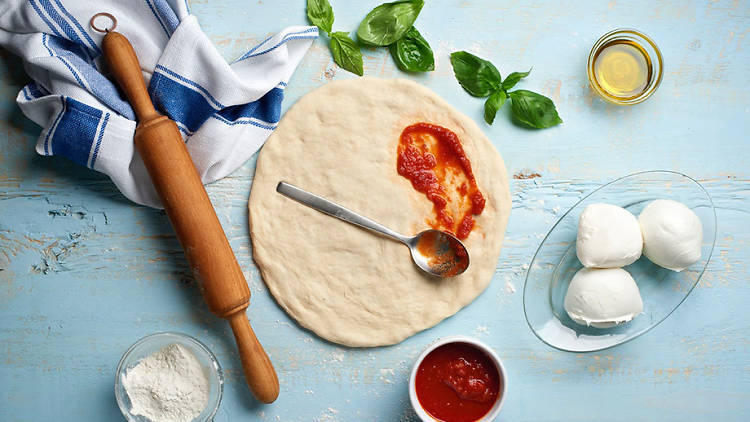 Pizza y focaccia ROC35
